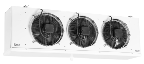 Air coolers CKP, CMP with fin spacing 9 mm